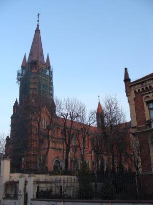 Katedra pw. Wniebowzięcia NMP w Sosnowcu