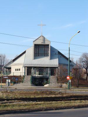 Kościół parafialny pw. św. Jacka w Sosnowcu - Dańdówce
