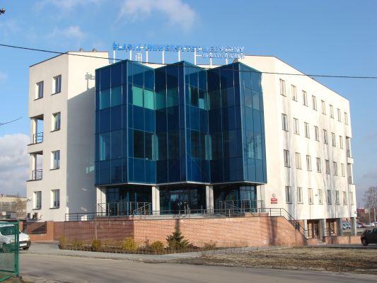 Sosnowiec Dańdówka - Wydział Farmacji Śląskiego Uniwersytetu Medycznego