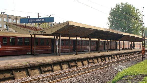 Stacja kolejowa Będzin Ksawera