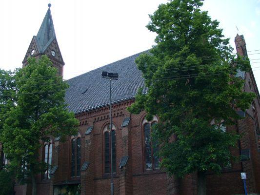 Bojków - Kościół Narodzenia NMP