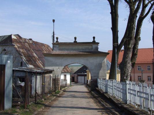 Brama w Wambierzycach