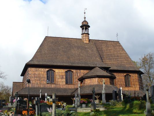 Kościół św. Anny w Czarnowąsach