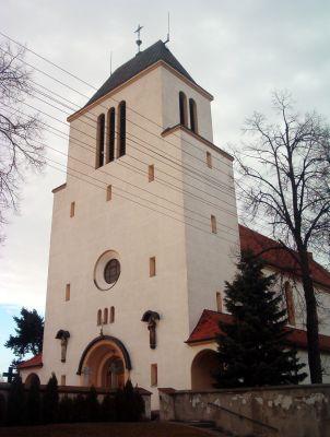 Kościół św. Franciszka w Komprachcicach