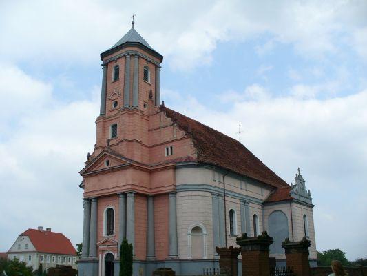 Kościół w Kopicach