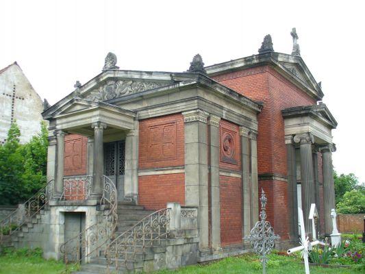 Mauzoleum rodziny Schaffgotschów w Kopicach
