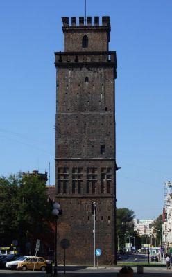 Nysa - Wieża Ziębicka