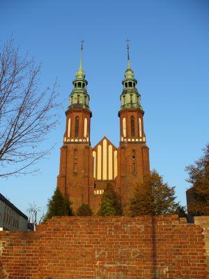Opole - Katedra Podwyższenia Krzyża