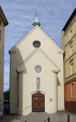 Opole - kościół św. Sebastiana