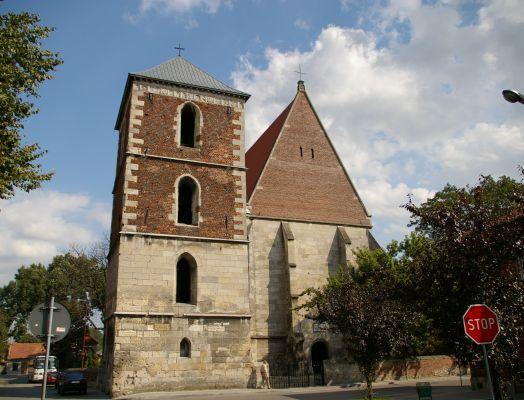 Bazylika Narodzenia Najświętszej Marii Panny i dzwonnica w Wiślicy