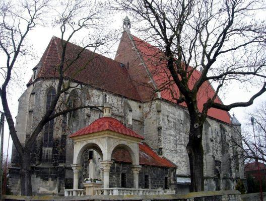 Bazylika Narodzenia Najświętszej Marii Panny w Wiślicy