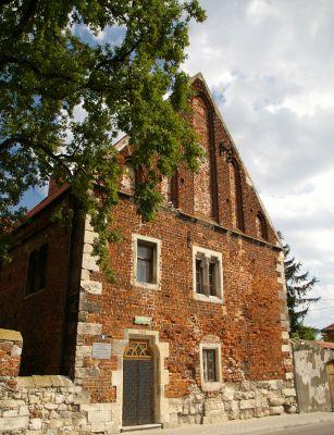 Dom Długosza w Wiślicy