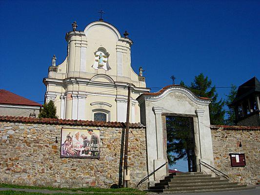 Klasztor w Opatowie