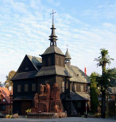 Kościół Najświętszego Serca Jezusowego w Ostrowcu Świętokrzyskim