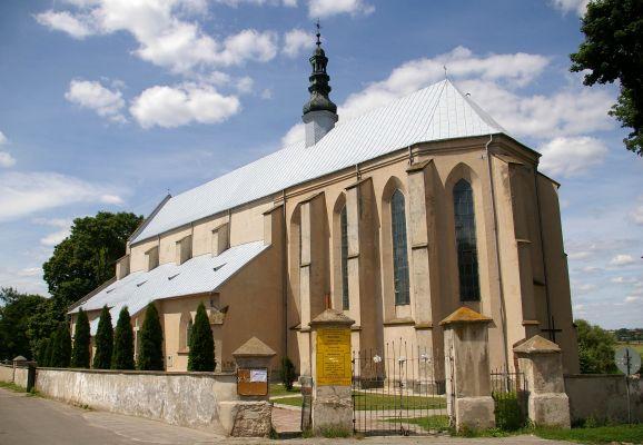 Kościół parafialny w Bodzentynie