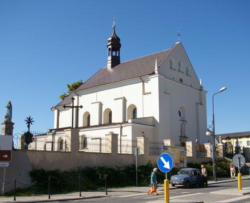 Kościół parafialny w Nowej Słupi