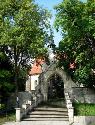 Kościół pw. Wniebowzięcia NMP w Chrobrzu
