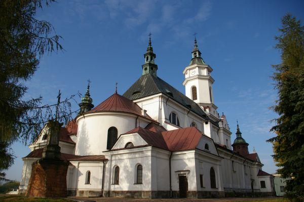 Kościół św. Michała w Ostrowcu Świętokrzyskim