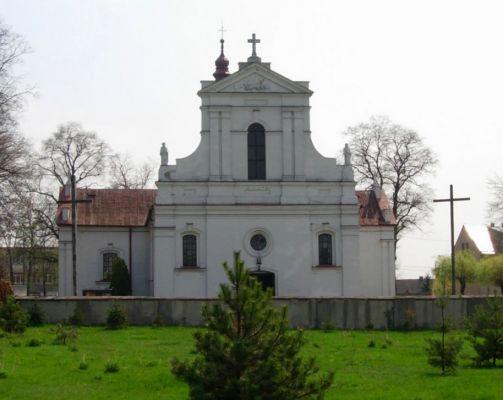 Kościół św. Stanisława w Ostrowcu Świętokrzyskim