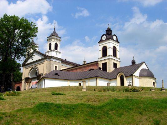 Kościół św. Stanisława w Ożarowie