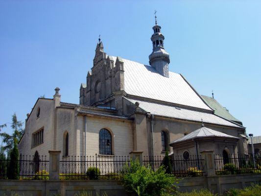 Kościół św. Trójcy w Jędrzejowie