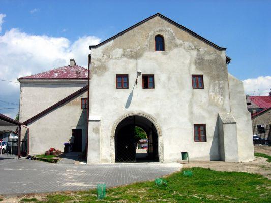 Zamek w Szydłowie, Brama Zamkowa