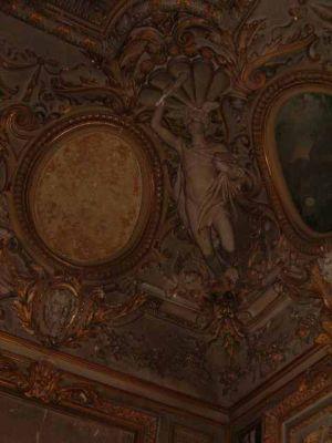Sala Biała. Pałac w Krowiarkach.