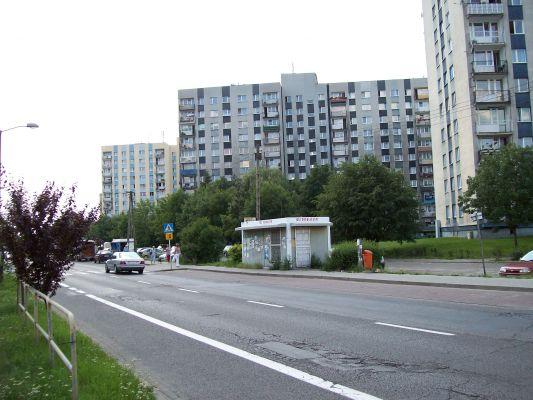 """Osiedle """"Targowisko"""" w Katowicach-Piotrowicach"""