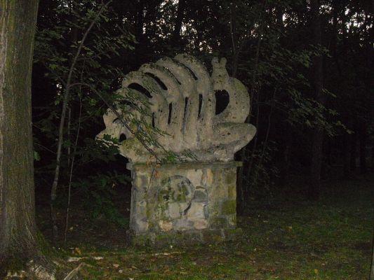 Rzeźba w Parku - Zadole