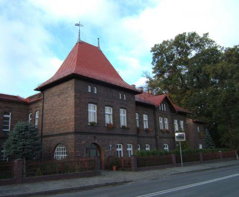 Dom opieki społecznej w Nakle Śląskim
