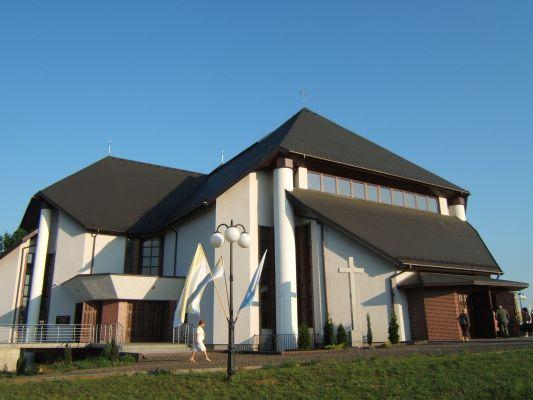 Kościół Matki Bożej Uzdrowienie Chorych na Osadzie Jana