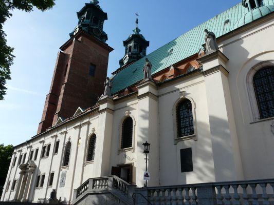 Archikatedra Gnieźnieńska - bok