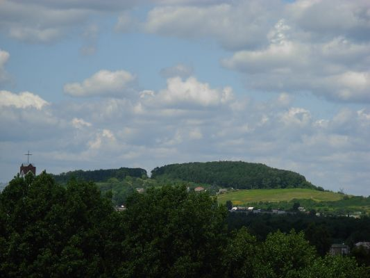 Będzin - Grodziec - Góra Dorotka