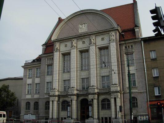 Rektorat Akademii Ekonomicznej w Katowicach Zawodziu