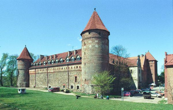 Bytów, zamek krzyżacki