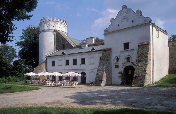 Renesansowy Zamek w Przemyślu