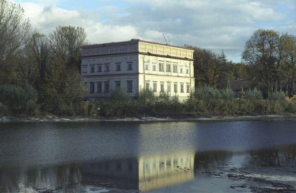 Zamek bastionowy Firlejów w Czemiernikach