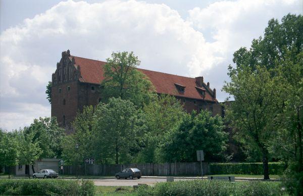 Zamek w Działdowie