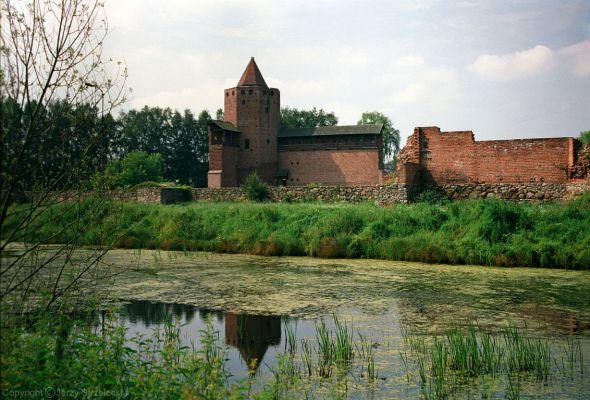 Zamek w Rawie Mazowieckiej