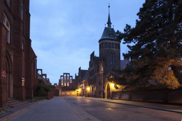 Zespół klasztorny Sióstr Miłosierdzia w Chełmnie