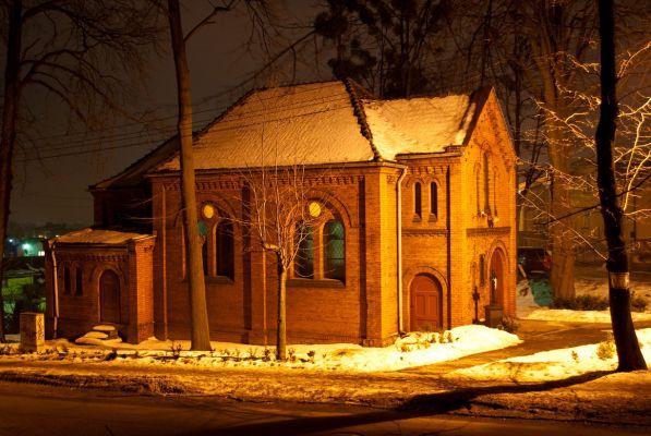 Kaplica w Kozłowej Górze