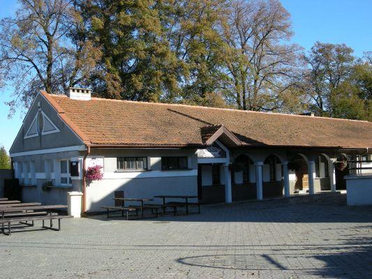 Klasztor w Górce Klasztornej - Arka