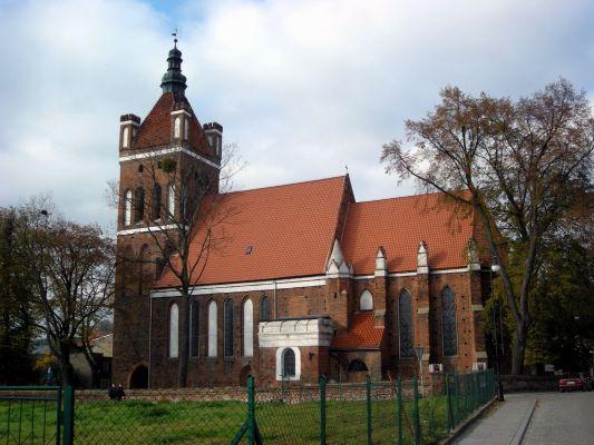 Kościół p.w. św. Katarzyny w Golubiu-Dobrzyniu