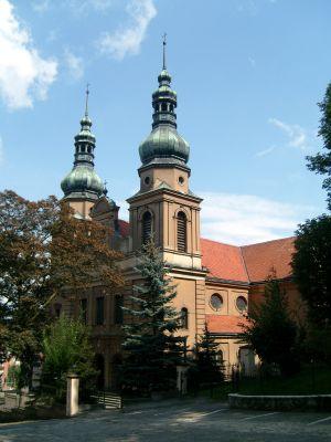 Kościół p.w. św. Mikołaja w Ujściu