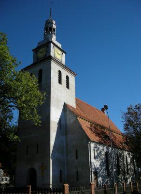Kościół p.w. św. Szczepana w Łobżenicy