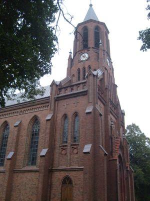 Kościół pw. Niepokalanego Poczęcia NMP we wsi Nowy Duninów