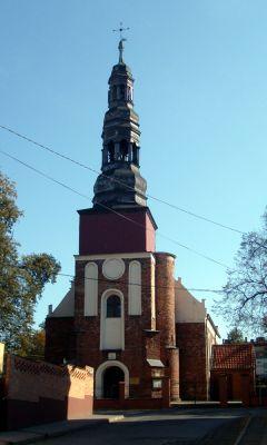 Kościół pw. św. Andrzeja w Koronowie