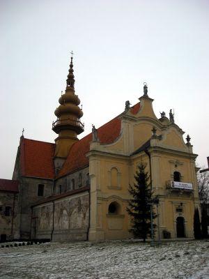 Kościół pw. św. Floriana w Koprzywnicy