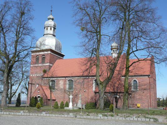 Kościół pw. św. Marcina w Żninie