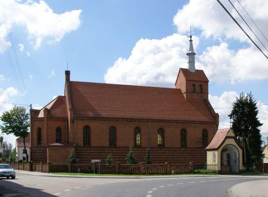 Kościół pw. św. Marcina we wsi Krzelów